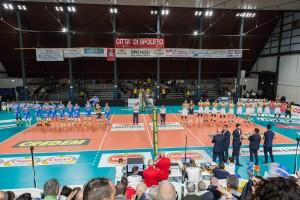 25/11/2018 Monini Spoleto vs Centrale del Latte Sferc Brescia