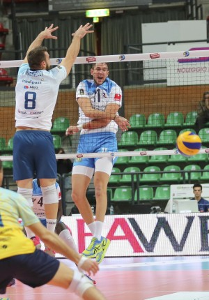 25/11/2018 BAM Acqua S. Bernardo Cuneo vs Tinet Gori Wines Prata di Pordenone