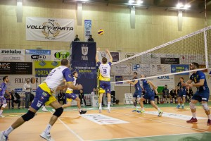 01/12/2018 Tinet Gori Wines Prata di Pordenone vs Materdominivolley.it Castellana Grotte