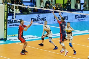 02/12/2018 Vero Volley Monza vs Azimut Leo Shoes Modena