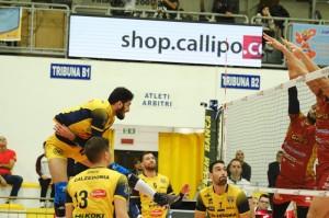 09/12/2018 Tonno Callipo Calabria Vibo Valentia vs Calzedonia Verona