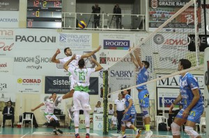 09/12/2018 Menghi Shoes Macerata vs Centrale del Latte Sferc Brescia