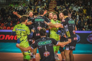 09/12/2018 Kioene Padova vs Sir Safety Conad Perugia