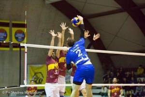 09/12/2018 Roma Volley vs Synergy Arapi F.lli Mondovì