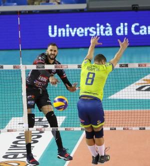 12/12/2018 Cucine Lube Civitanova vs Top Volley Latina