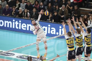 16/12/2018 Itas Trentino vs Azimut Leo Shoes Modena