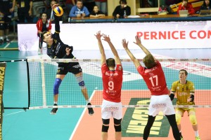 16/12/2018 Olimpia Bergamo vs BAM Acqua S. Bernardo Cuneo