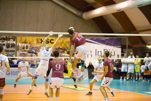 23/12/2018 Roma Volley vs Aurispa Alessano