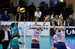 26/12/2018 Top Volley Latina vs Sir Safety Conad Perugia