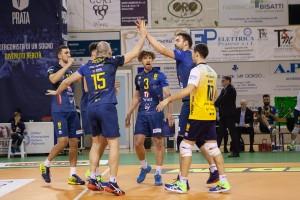 29/12/2018 Tinet Gori Wines Prata di Pordenone vs Elios Messaggerie Catania