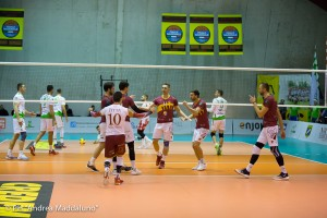 30/12/2018 Roma Volley vs Menghi Shoes Macerata