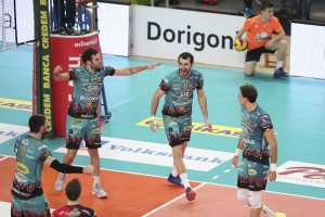 05/01/2019 Itas Trentino vs Sir Safety Conad Perugia