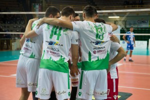 06/01/2019 Menghi Shoes Macerata vs Aurispa Alessano