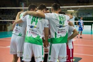06/01/2019 Menghi Shoes Macerata vs Aurispa Alessano