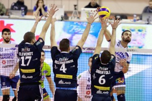 06/01/2019 Top Volley Latina vs Revivre Axopower Milano