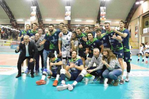 06/01/2019 Pool Libertas Cantù vs Materdominivolley.it Castellana Grotte