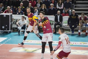 06/01/2019 Monini Spoleto vs Roma Volley