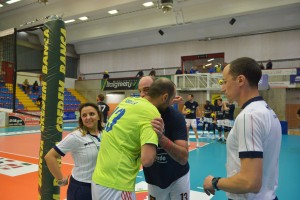 06/01/2019 Tipiesse Cisano Bergamasco vs BAM Acqua S. Bernardo Cuneo