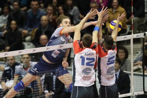 12/01/2019 Consar Ravenna vs Vero Volley Monza