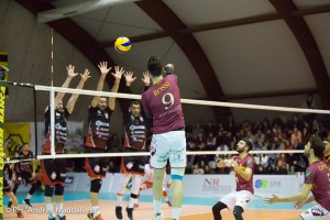 13/01/2019 Roma Volley vs Geosat Geovertical Lagonegro