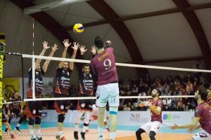 13/01/2019 Roma Volley vs Geosat Geovertical Lagonegro