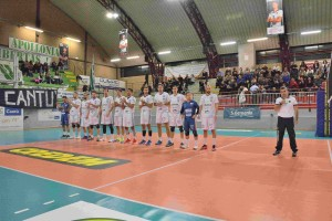 13/01/2019 Pool Libertas Cantù vs Tipiesse Cisano Bergamasco