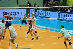 19/01/2019 Vero Volley Monza vs Kioene Padova