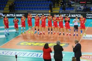 20/01/2019 Goldenplast Potenza Picena vs Conad Reggio Emilia