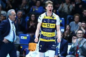 20/01/2019 Azimut Leo Shoes Modena vs Top Volley Latina