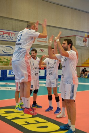 20/01/2019 Tipiesse Cisano Bergamasco vs Materdominivolley.it Castellana Grotte