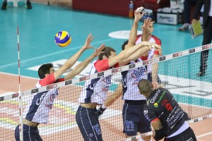 24/01/2019 Cucine Lube Civitanova vs Vero Volley Monza