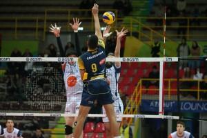 27/01/2019 Calzedonia Verona vs Emma Villas Siena