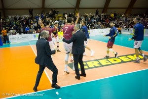 27/01/2019 Roma Volley vs Acqua Fonteviva Apuana Livorno