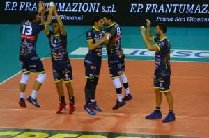 03/02/2019 Goldenplast Potenza Picena vs BCC Leverano