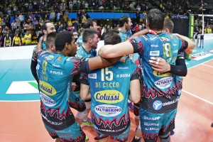 03/02/2019 Azimut Leo Shoes Modena vs Sir Safety Conad Perugia