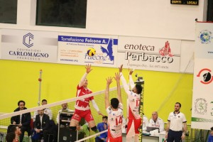 03/02/2019 Geosat Geovertical Lagonegro vs Menghi Shoes Macerata