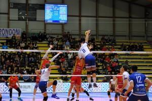 03/02/2019 Tonno Callipo Calabria Vibo Valentia vs Top Volley Latina