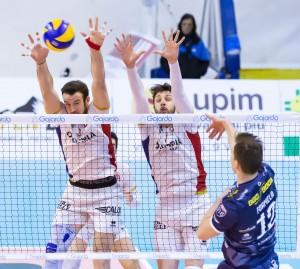 03/02/2019 Maury's Italiana Assicurazioni Tuscania vs Olimpia Bergamo