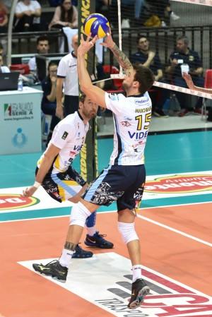 13/02/2019 Olimpia Bergamo vs Videx Grottazzolina
