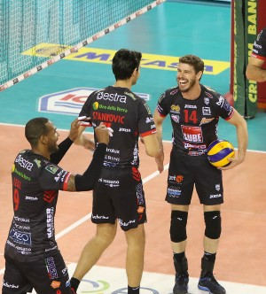 17/02/2019 Cucine Lube Civitanova vs Azimut Leo Shoes Modena