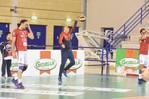 17/02/2019 Gioiella Gioia del Colle vs Elios Messaggerie Catania