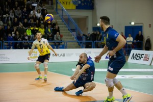 23/02/2019 Tinet Gori Wines Prata di Pordenone vs BAM Acqua S. Bernardo Cuneo