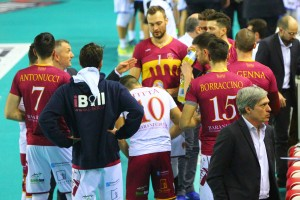 24/02/2019 Goldenplast Potenza Picena vs Roma Volley