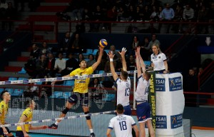24/02/2019 Bcc Castellana Grotte vs Top Volley Latina