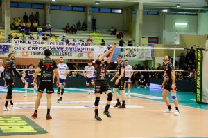 03/03/2019 Top Volley Latina vs Cucine Lube Civitanova