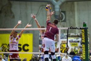 03/03/2019 Roma Volley vs Conad Lamezia