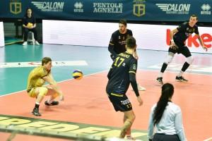 09/03/2019 Olimpia Bergamo vs Tinet Gori Wines Prata di Pordenone