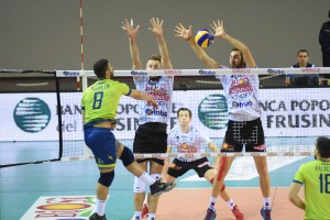 10/03/2019 Globo Banca Popolare del Frusinate Sora vs Top Volley Latina