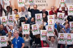 10/03/2019 Synergy Arapi F.lli Mondovì vs Roma Volley