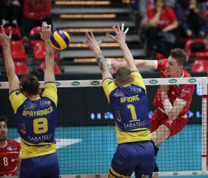 10/03/2019 Gas Sales Piacenza vs Materdominivolley.it Castellana Grotte